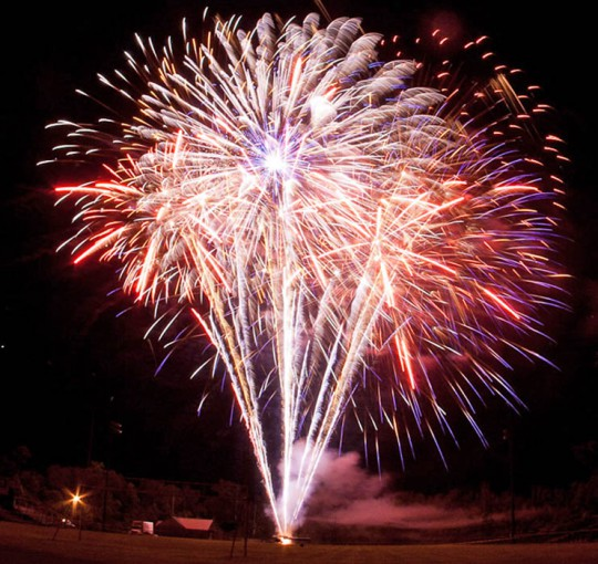 Here's a guide to public, non-profit Fourth of July Fireworks shows ...
