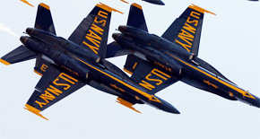 Blue Angels Announce 2015 Team Members