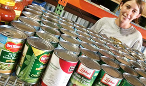 Manna Food Pantries Offering Limited Service Once Again