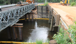 Tax Watch: North Escambia's New $1.1 Million Bridge To (Almost) Nowhere