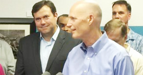 Scott Visits Escambia Tech Company With 120 New Jobs
