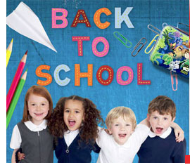 ... you need for the first day of school on Monday in Escambia County