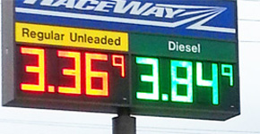 Labor Day Gas Prices Down Slightly This Year