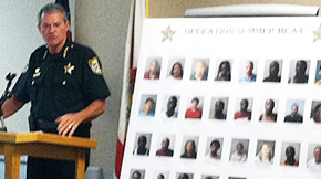 Operation Summer Heat: 69 Arrested On Outstanding Warrants