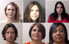 Escambia Prostitution Stings Nets 15 Arrests
