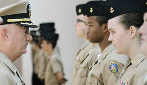 NJROTC Annual Inspection Is Wednesday