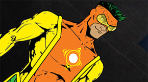 Marvel Comics Creates New 'Captain Citrus' For Struggling Industry