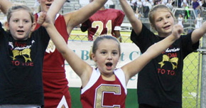 Northview Mini-Cheerleader Camp Begins Thursday