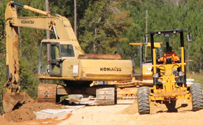 Work Continues On $1.8 Million Fannie Road Bridge Replacement