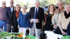 Alabama Kicks Off Statewide 'Food Day' In Atmore; Florida Celebrating Today Too (With Video)