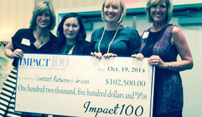 Impact 100 Awards Over $1 Million In Grants To Non-Profits