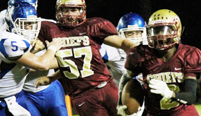 Tate, Pine Forest, Northview And Jay In Spring Football Games Tonight