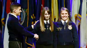 Northview High's FFA Honored As One Of America's Best Chapters