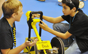 Robotics Competition Prepares Local Students For High Tech Future