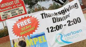 Free Thanksgiving Dinner Offered Thursday In Century