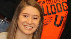 Northview's Lathan Signs Softball Letter With Kentucky's Union College