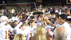 Escambia Academy Cougars Win State Championship