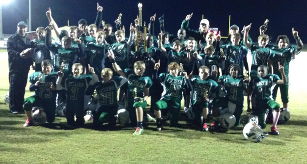 ERC Youth Football Champions  Excel 5b2646a1e