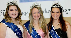 Snowball Derby Queens Named