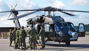 Navy's Fleet Fly-In Concludes