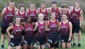 Northview Cross Country Team Members Honored