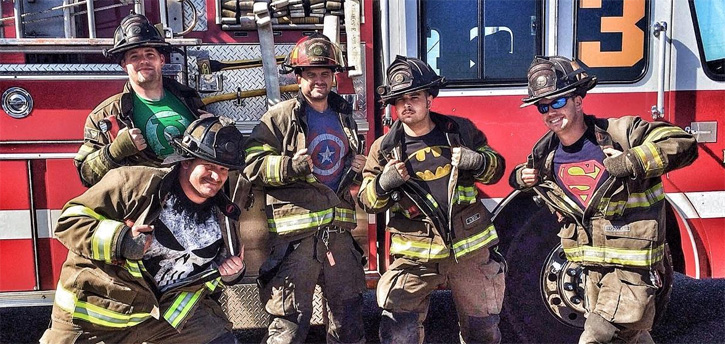 Heroes For Christmas: Atmore Firefighters Holding Toy Drive ...