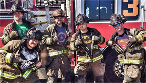 Heroes For Christmas: Atmore Firefighters Holding Toy Drive Saturday