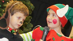 Bratt Second Graders Present 'A Place In The Christmas Choir'
