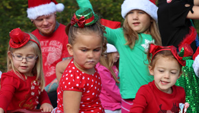 Molino Christmas Parade Is Saturday; Register Now