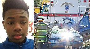 Pine Forest High Student Killed In Hwy 29 Traffic Crash; Three Other Students Injured
