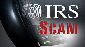IRS Warns Of Increasing Number Of Local Phone Scammers