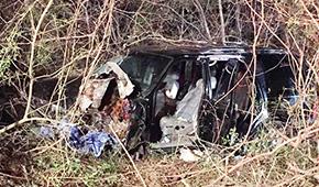 Three Injured In Early Morning Molino Crash After Driver Falls Asleep