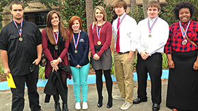 Northview Students Place In Cooperative Education Club Events