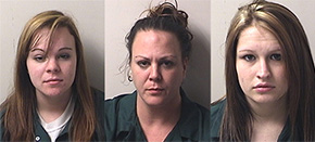 Five Charged In Home Invasion