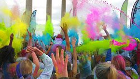Photos: Color Run 5K