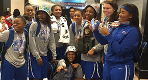 Perfect Season: Pine Forest Lady Eagles Win 6A State Championship