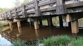 Work Begins To Replace Highway 97 Bridge In Walnut Hill