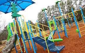 Century Opens New Grant Funded Playground