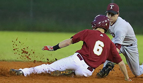 Tate Downs NHS JV; Varsity Aggies Fall To Overton