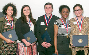 Mira Awards Honor Escambia County's Most Creative High School Seniors