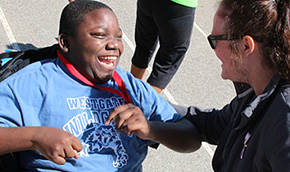 Tate Hosts District Special Olympics (With Photo Gallery)
