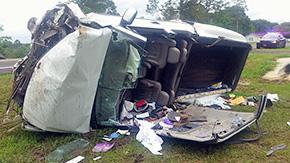 Molino Man Seriously Injured In Crash Trying To Avoid Dog