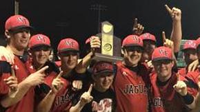 West Florida Jags Win Consecutive District Championship