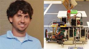 Northview Grad's Team Wins Regional Robotics Competition