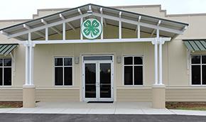Langley Bell 4-H Center Earns Environmental, Energy Efficiency Award