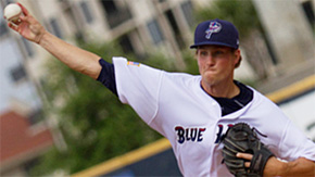 Blue Wahoos Split Doubleheader With Biloxi