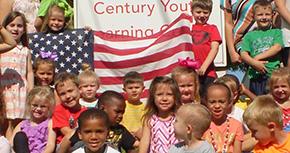 Camp Fire Kids Offer Memorial Day Appreciation