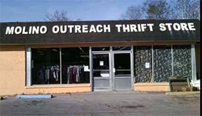 Molino Thrift Store Ministry Suffering After Theft