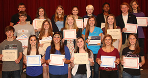 Northview Presents Academic Awards For Grades 9-11
