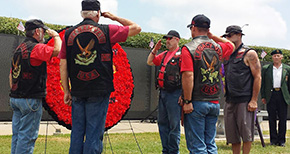 Remembering The Fallen At Wall South (With Gallery)